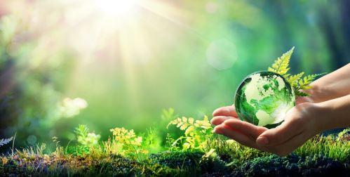 10 - Planeta Země v kapce vody