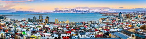 07 - Reykjavík Panorama Island