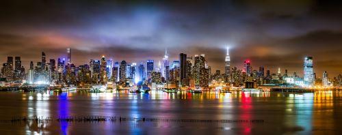 02 - New York Panorama USA