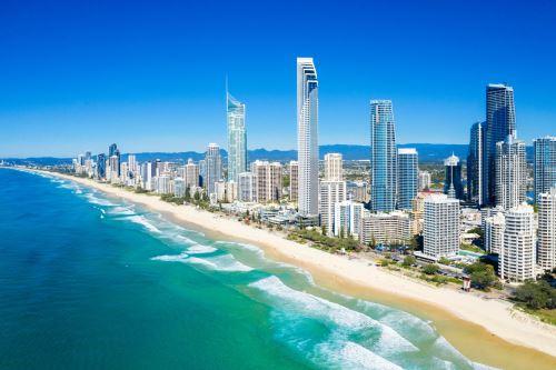 06 - Surfařský ráj v Gold Coast Queensland Austrálie