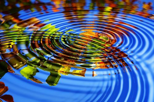 007 - Kruhy na vodě