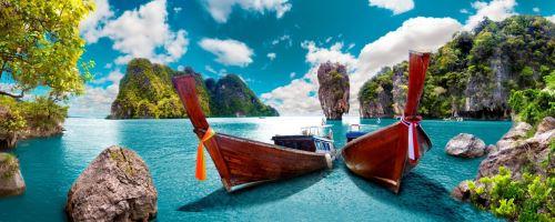 01 - Přímořská krajina Phuket, Thajsko