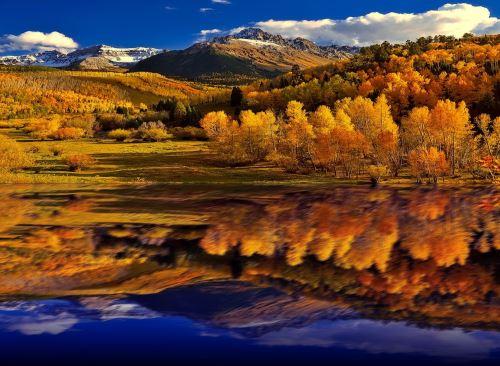 004 - Podzimní krajina