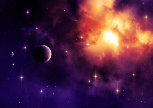 001 - Slunce z kosmu