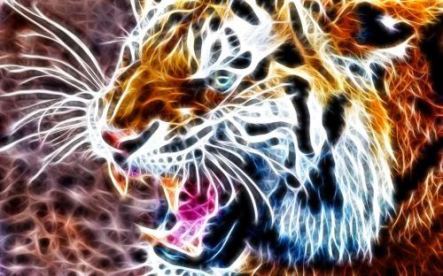 002 - Tygr 3D
