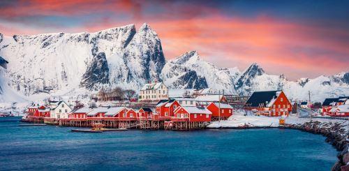 05 - Lofoty Norsko