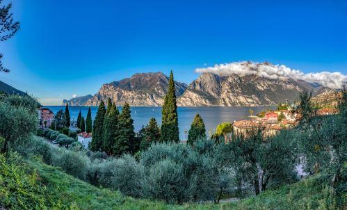 007 - Torbole Lago di Garda Itálie