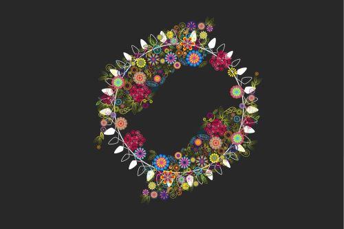 005 - Květinový věnec