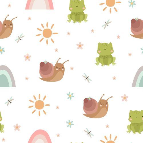00003 - Šneci a žáby