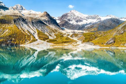 10 - NP Glacier Bay, Aljaška