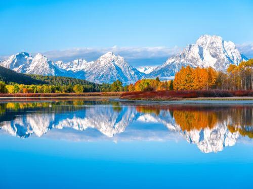 04 - NP Grand Teton Oxbow Bend USA