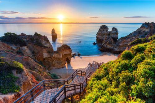 04 - Camilo Beach Algarve Portugalsko