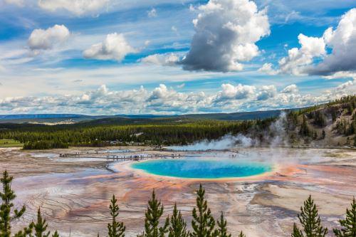 010 - Yellowstone National Park USA