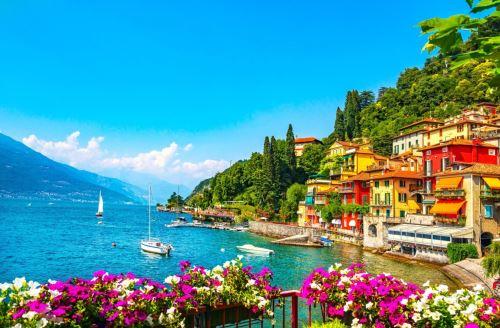 06 - Jezero Como Itálie