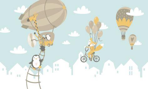 08 - Nebe s balóny